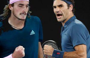 Dubai: è finale Tsitsipas, Federer