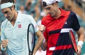 Miami: è finale Federer - Isner