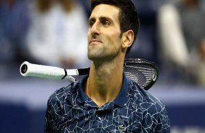 Classifica ATP: Djokovic al comando, Federer quarto
