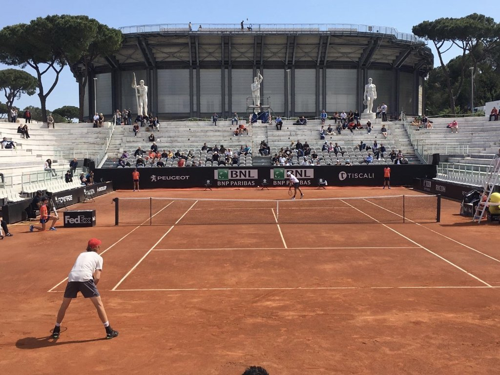 Assegnate le wild card maschili agli IBNL di Roma