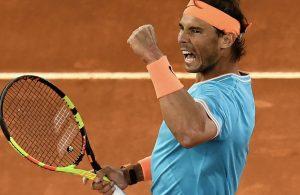 IBNL Roma: finale Nadal