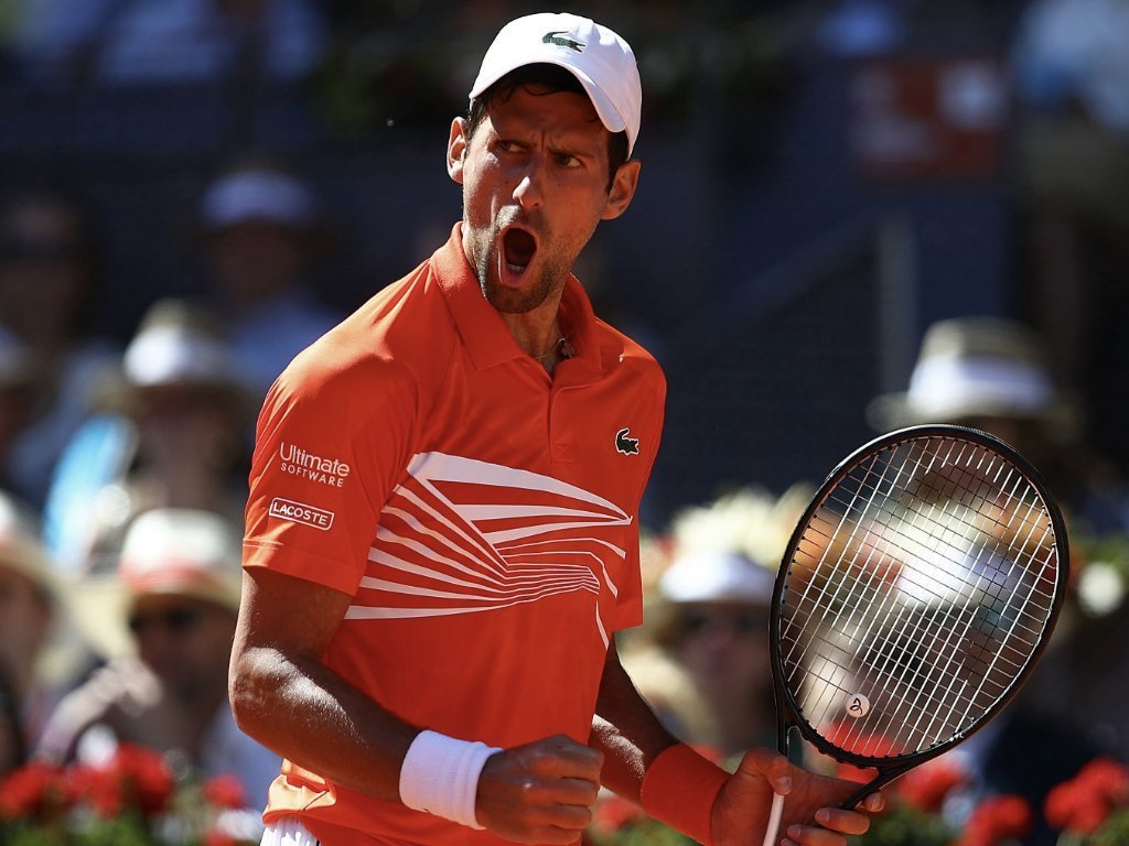 Classifica Atp: Djokovic domina incontrastato