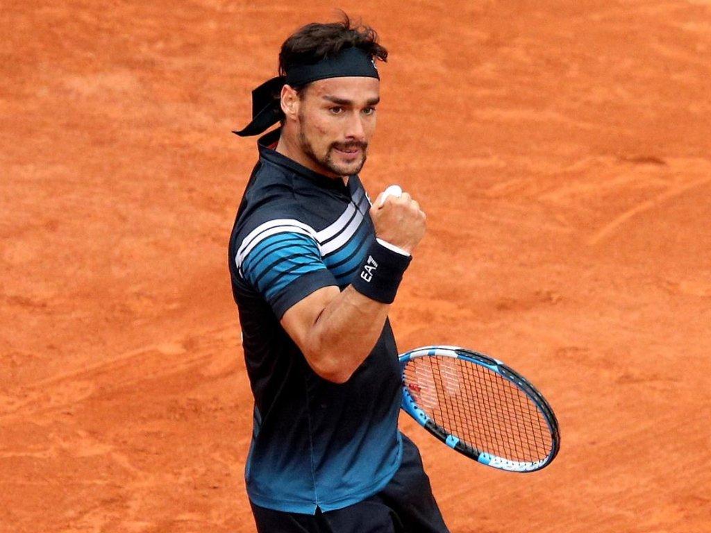 Roland Garros: Fognini e Caruso al terzo turno