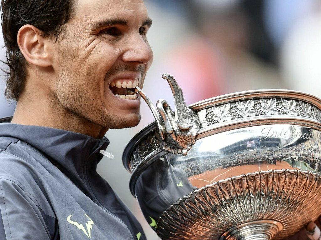 Roland Garros: Nadal 12 volte Re